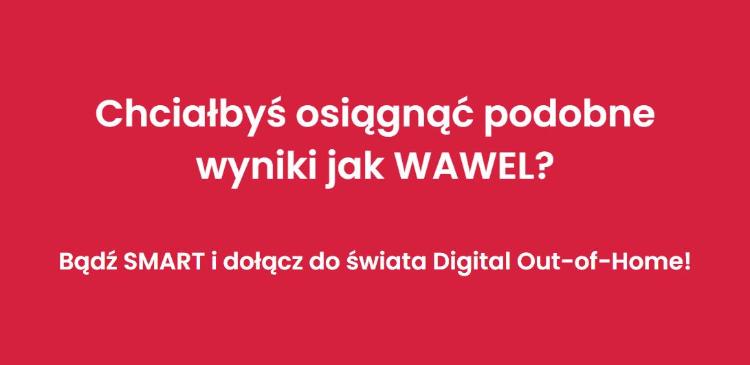 Chciałbyś osiągnąć podobne wyniki jak Wawel?
